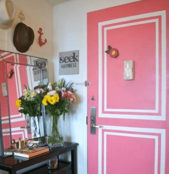 10-Portas coloridas para casa