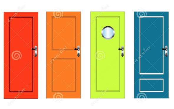 21-Portas coloridas para casa
