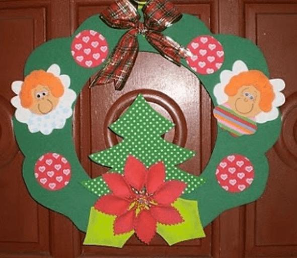 4-Coroas_de_Nata_para_decorar_porta