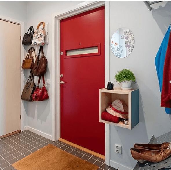 9-Portas coloridas para casa