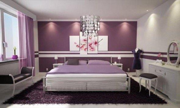 11-cores para quartos de casal