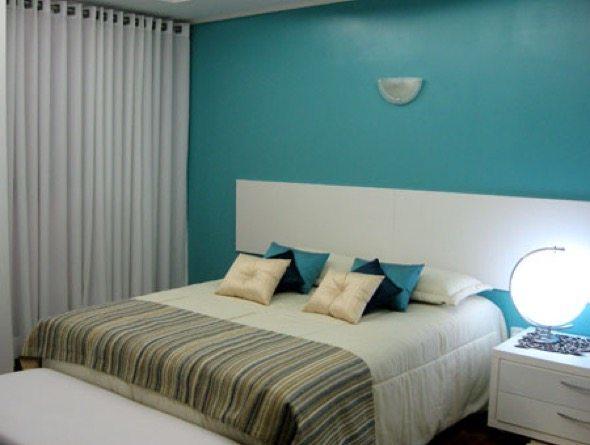 13-cores para quartos de casal