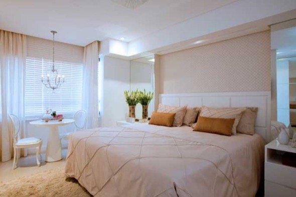 2-cores para quartos de casal