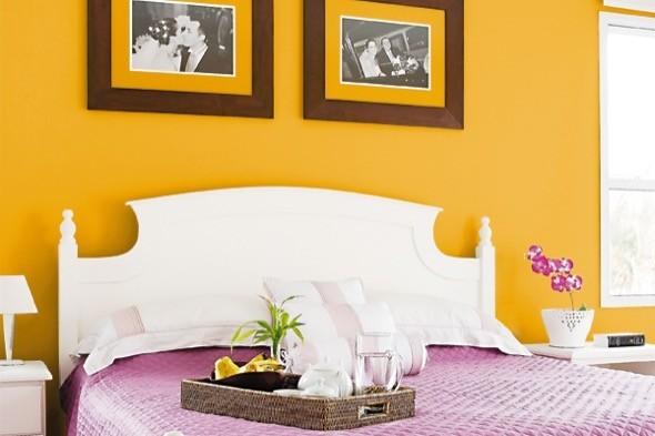 6-cores para quartos de casal