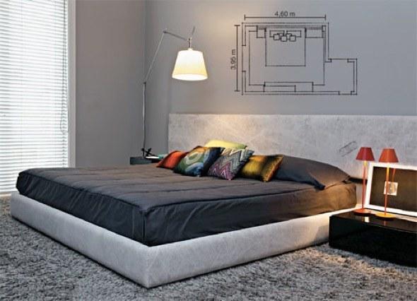 9-cores para quartos de casal