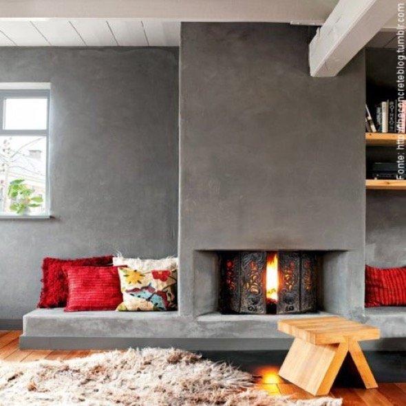 12-tipos de lareiras e projetos com lareiras