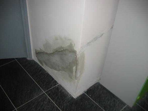 2-Como acabar com infiltração na parede