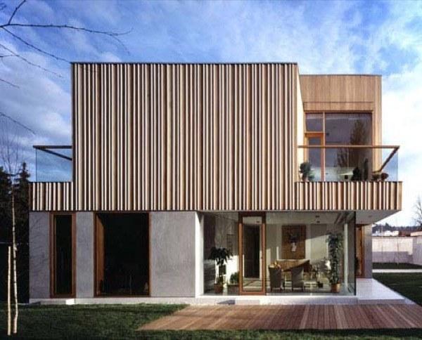 1-Cores para fachadas de casas