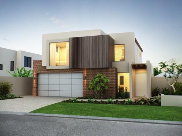 16-Cores para fachadas de casas