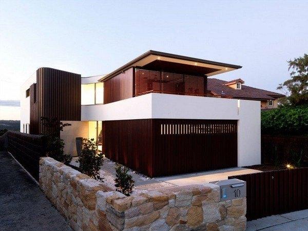 24-Cores para fachadas de casas