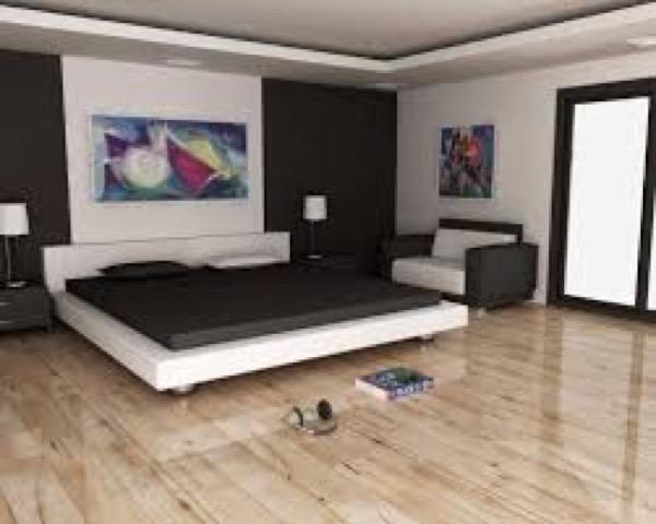 27-pisos para quarto modelos tipos