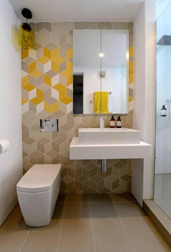 30 banheiros funcionais e pequenos 007