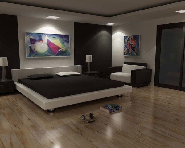 7-pisos para quarto modelos tipos