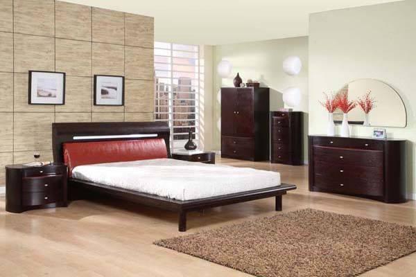 8-pisos para quarto modelos tipos