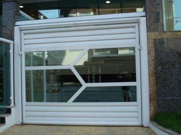 9-Modelos de portões de garagem