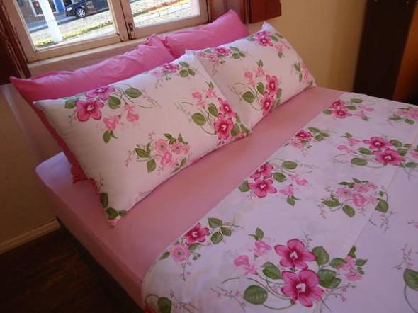 Tecido de algodão, mais conforto para suas noites de sono.
