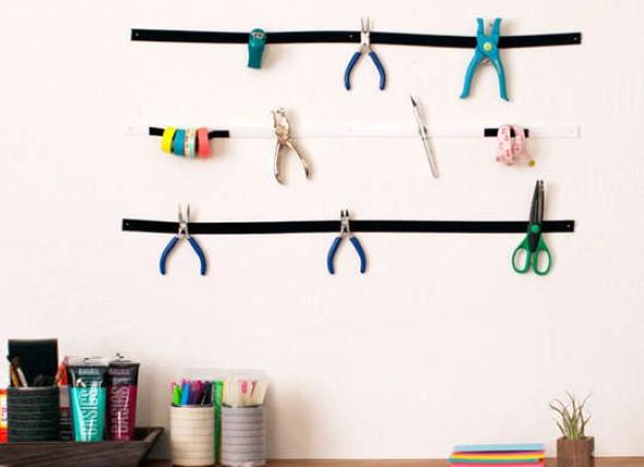 Ideias para usar velcro na decoração 004