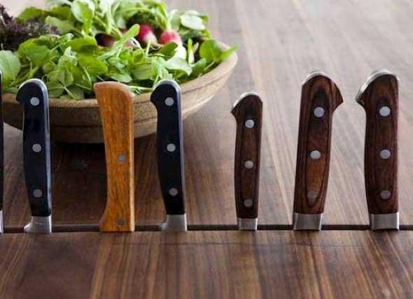 12 maneiras de guardar facas na cozinha 003