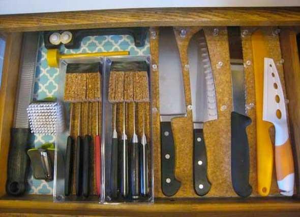 12 maneiras de guardar facas na cozinha 013