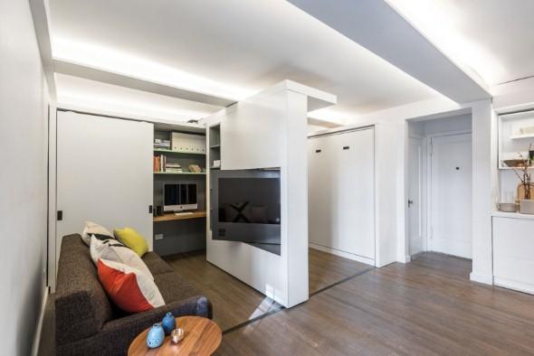 Apartamento maximizado em Nova York 001
