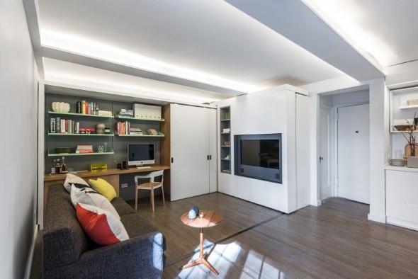 Apartamento maximizado em Nova York 004