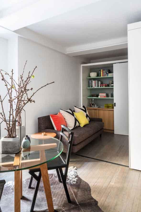 Apartamento maximizado em Nova York 008