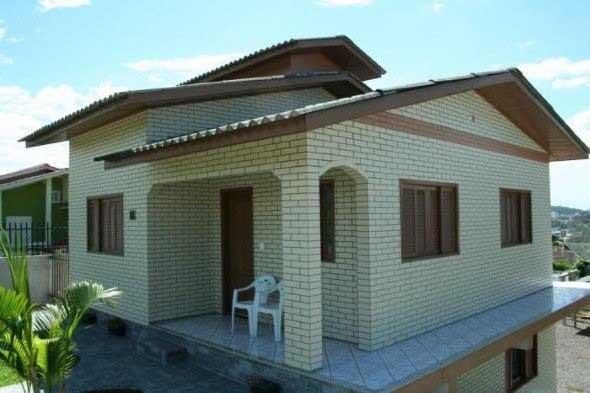 Ideias para renovar a fachada da casa rapidamente 003