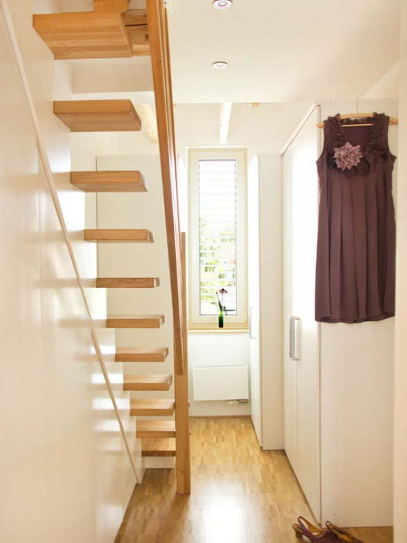 Modelos de escadas diferentes 003