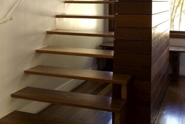 Modelos de escadas diferentes 009
