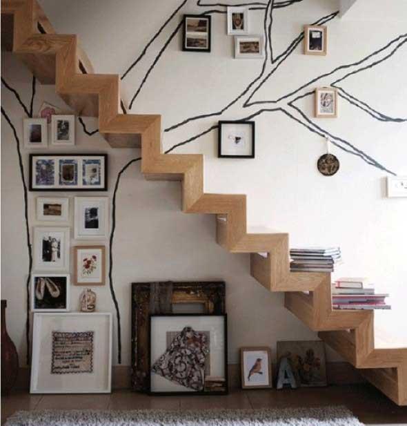 Modelos de escadas diferentes 010