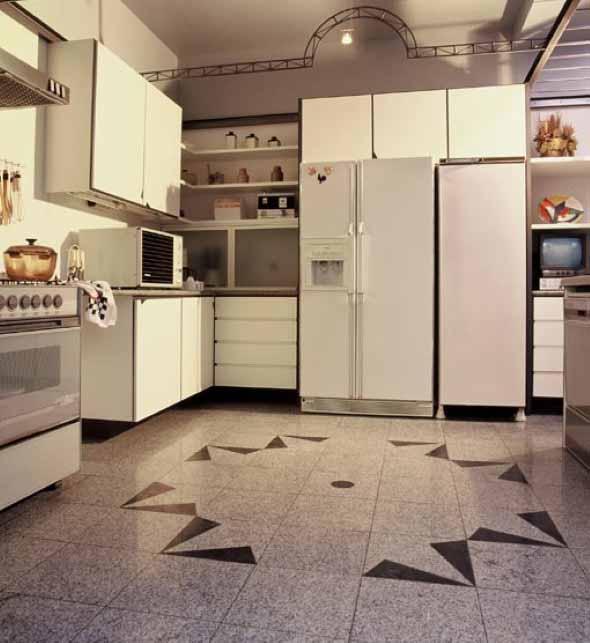Piso para cozinha 004