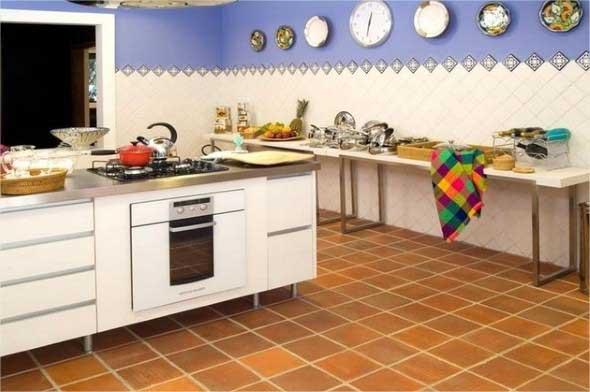 Piso para cozinha 011