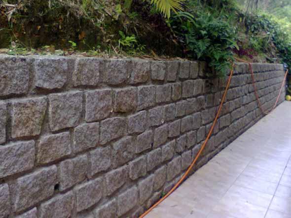 Muros de arrimo 014