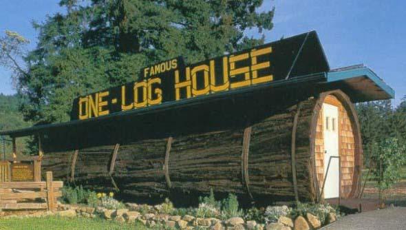 Casas construídas com objetos inusitados 001