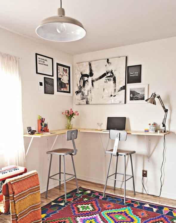 Ideias para decorar os cantos vazios pela casa 011