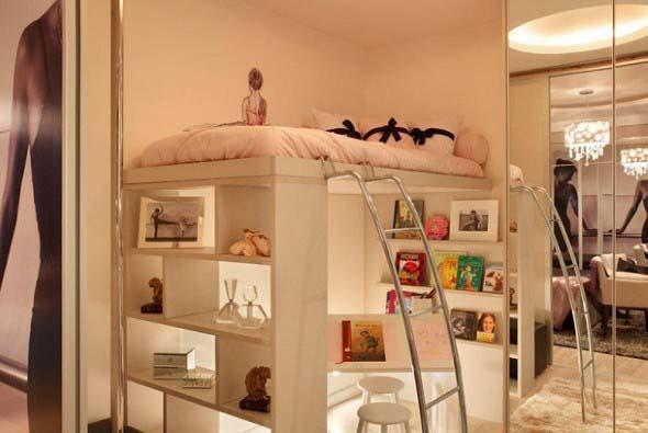 Modelos de camas suspensas 012