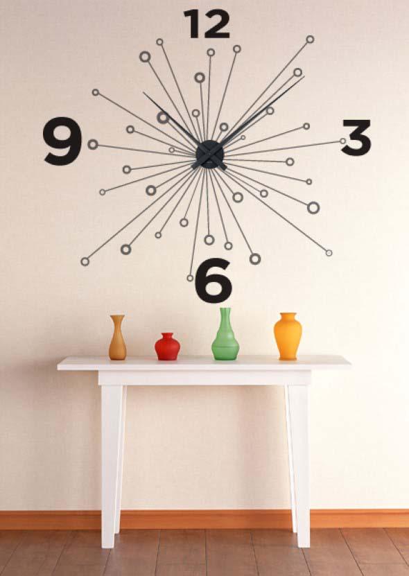 Relógios de parede modernos 002
