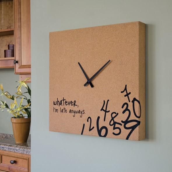 Relógios de parede modernos 004