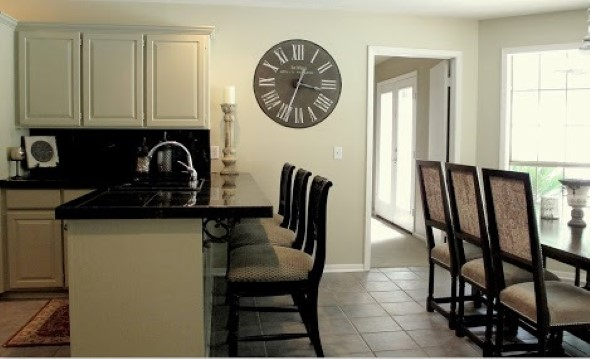 Relógios de parede modernos 005