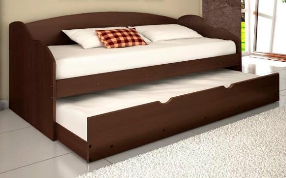Sofá cama em casa 002