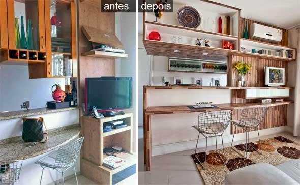 Truques para decorar um apartamento pequeno 002