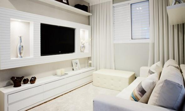 Truques para decorar um apartamento pequeno 007