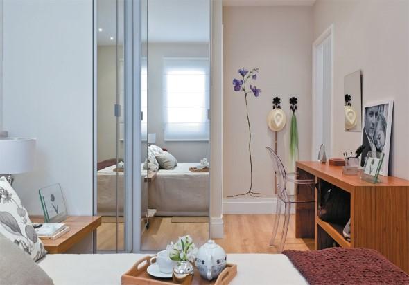 Truques para decorar um apartamento pequeno 009
