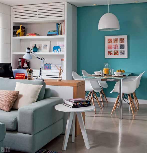 Truques para decorar um apartamento pequeno 014