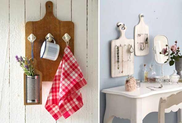 Aproveitando itens de cozinha na decoração 005