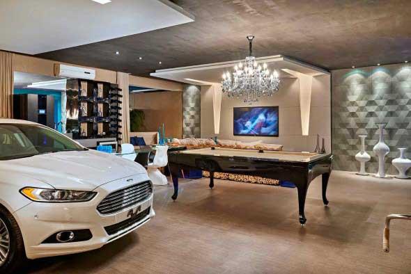 Carros dentro de casa 007