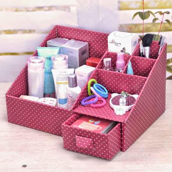Conheça os benefícios da caixa organizadora 012