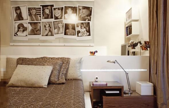 Decore seu quarto com fotos e revistas variadas 016