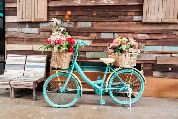 Dicas para usar bicicletas na decoração 006