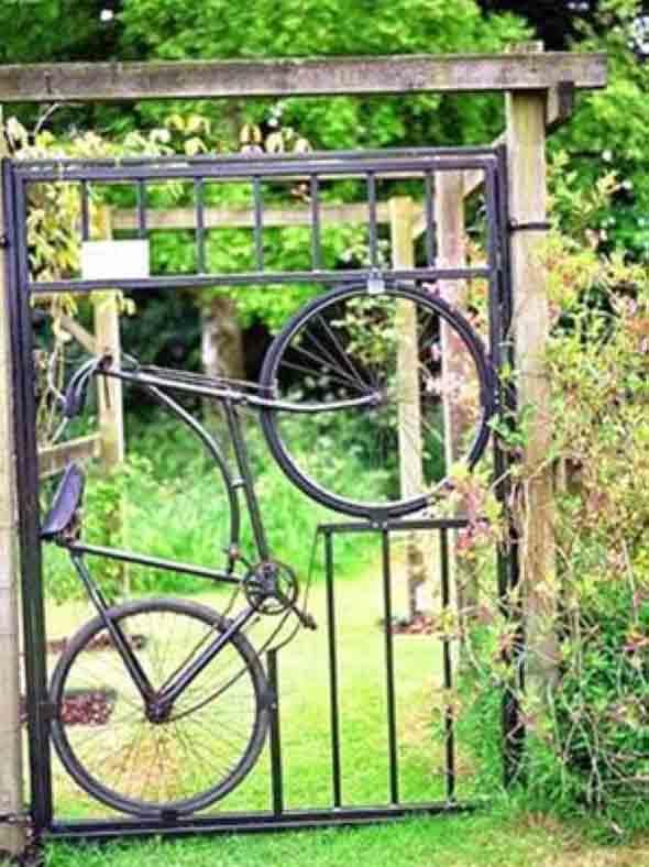 Dicas para usar bicicletas na decoração 007